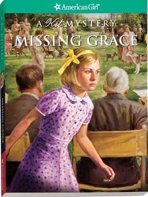 Missing Grace: A Kit Mystery by Elizabeth McDavid Jones image