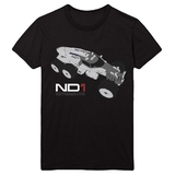 Mass Effect Andromeda ND1 T-Shirt (X-Large)