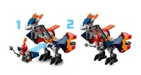 LEGO Nexo Knights: Macy's Bot Drop Dragon (70361) image