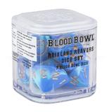 Blood Bowl Reikland Reavers Dice