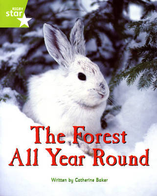 Fantastic Forest Green level Non-fiction: The Forest all Year Round by Catherine Baker
