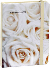 Wedding Notes Mini Notebook by Ryland Peters & Small