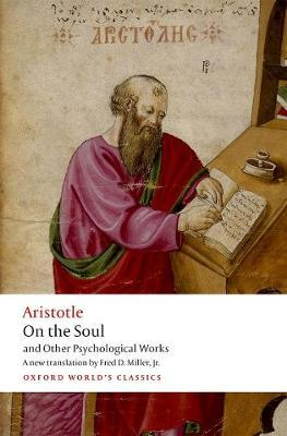 On the Soul by * Aristotle