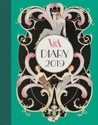 V&A Pocket Diary 2019 by Victoria image
