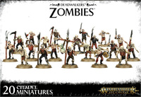 Warhammer: Age of Sigmar - Deadwalkers Zombies