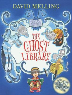 The Ghost Library by David Melling image