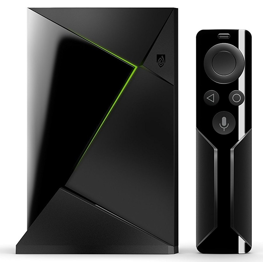 NVIDIA Shield with Remote image