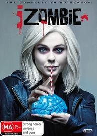 iZombie - The Complete Third Season on DVD