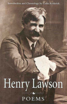 Henry Lawson Poems by Henry Lawson image