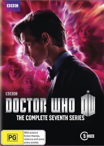 Doctor Who - The Complete Seventh Series on DVD