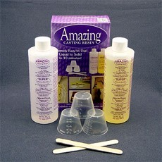 Alumilite Amazing Casting Resin Kit (16oz) | at Mighty Ape NZ