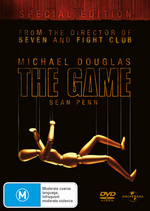 The Game - Special Edition on DVD