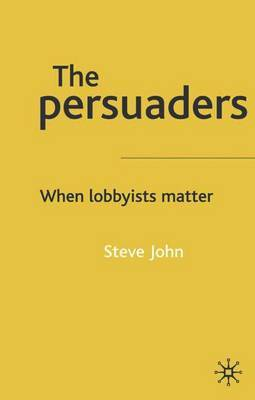 The Persuaders by S. John image