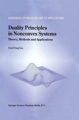 Duality Principles in Nonconvex Systems by David Yang Gao
