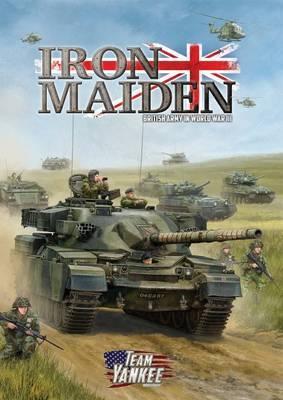 Team Yankee: Iron Maiden by Phil Yates