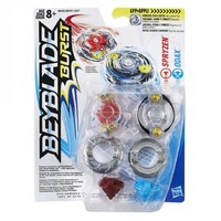 Beyblade: Burst - Spryzen and Odax Duo Pack image