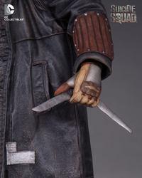 Suicide Squad - Captain Boomerang Statue image