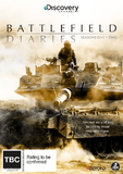 Battlefield Diaries: Seasons 1 - 2 DVD