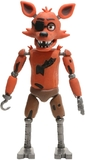 "Five Nights at Freddy's - Foxy Glow 5"" Articulated Action Figure"