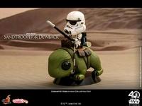 Star Wars - Sandtrooper & Dewback Cosbaby Set
