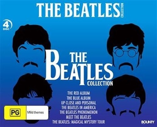The Beatles - Box Set Collection on DVD image