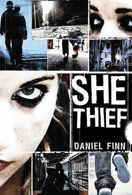 She Thief by Professor of Theology and Clemens Professor of Economics and the Liberal Arts Daniel Finn (St John's University, Minnesota Saint John's University, Mi image
