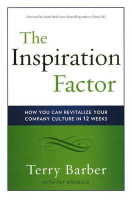 Inspiration Factor by Terry Barber