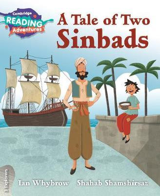 A Tale of Two Sinbads 3 Explorers by Ian Whybrow image