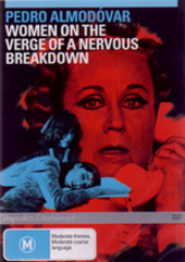 Women On The Verge Of A Nervous Breakdown on DVD