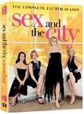 Sex And The City - Season 4 (3 Disc) on DVD