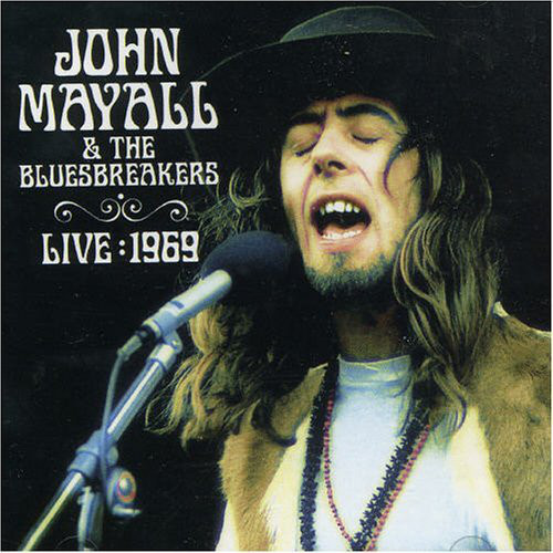 Live 1969 by Mayall