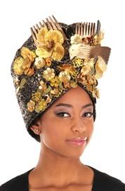 Fantastic Beasts - Seraphina Picquery Headpiece