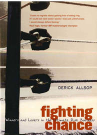 Fighting Chance by Derick Allsop image