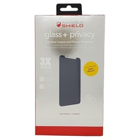 Invisible Shield Glass Plus Privacy - iPhone X Case Friendly Screen image