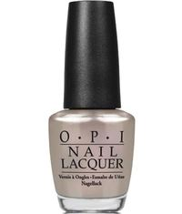 OPI Nail Lacquer # NL T67 This Silver's Mine! (15ml) image