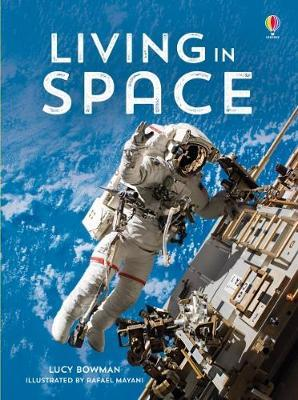 Living in Space by Lucy Bowman