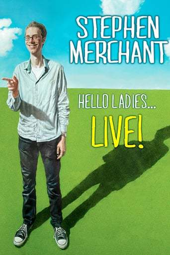 Stephen Merchant: Hello Ladies - Live 2011 on Blu-ray image