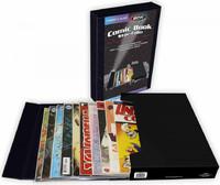 BCW: Stor-Folio - Comic Books (Black)
