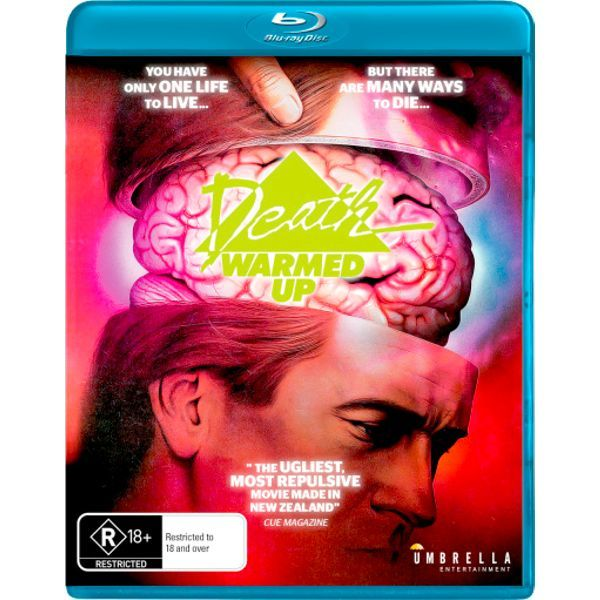 Death Warmed Up on Blu-ray