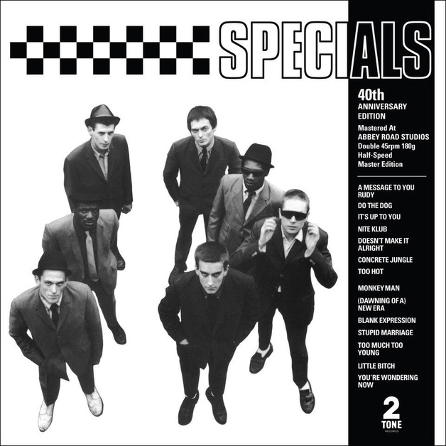 Specials [40th Anniversary Half-speed Master Edition] by The Specials
