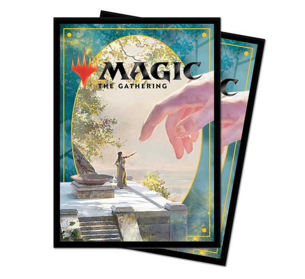 Ultra Pro: Magic The Gathering Deck Protector: Theros Beyond Death Idyllic Tutor