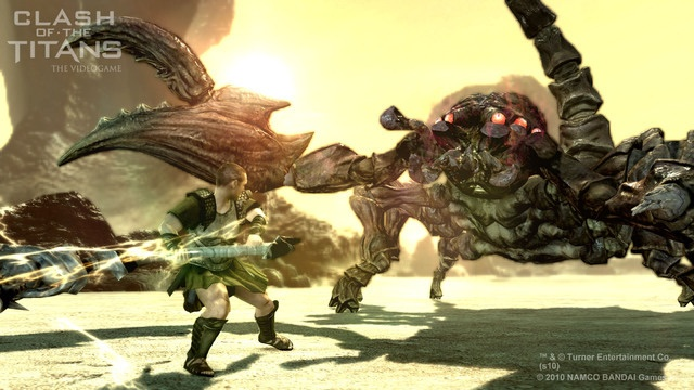 Clash of the Titans for Xbox 360 image