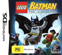 LEGO Batman: The Videogame for Nintendo DS