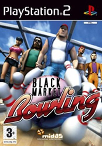 Black Market Bowling for PS2