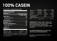 Optimum Nutrition Gold Standard 100% Casein - Vanilla Ice Cream (1.81kg) image