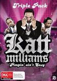 Katt Williams - Pimpin' Ain't Easy - Triple Pack on DVD