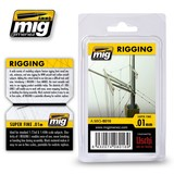 Ammo of Mig Jimenez Rigging: Super Fine 0.01mm