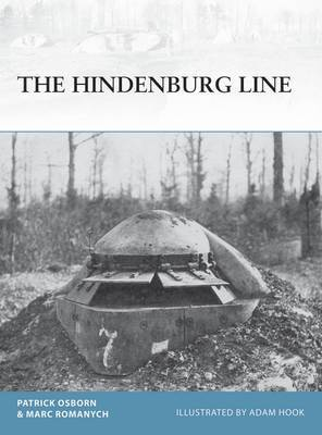 The Hindenburg Line by Patrick R. Osborn image