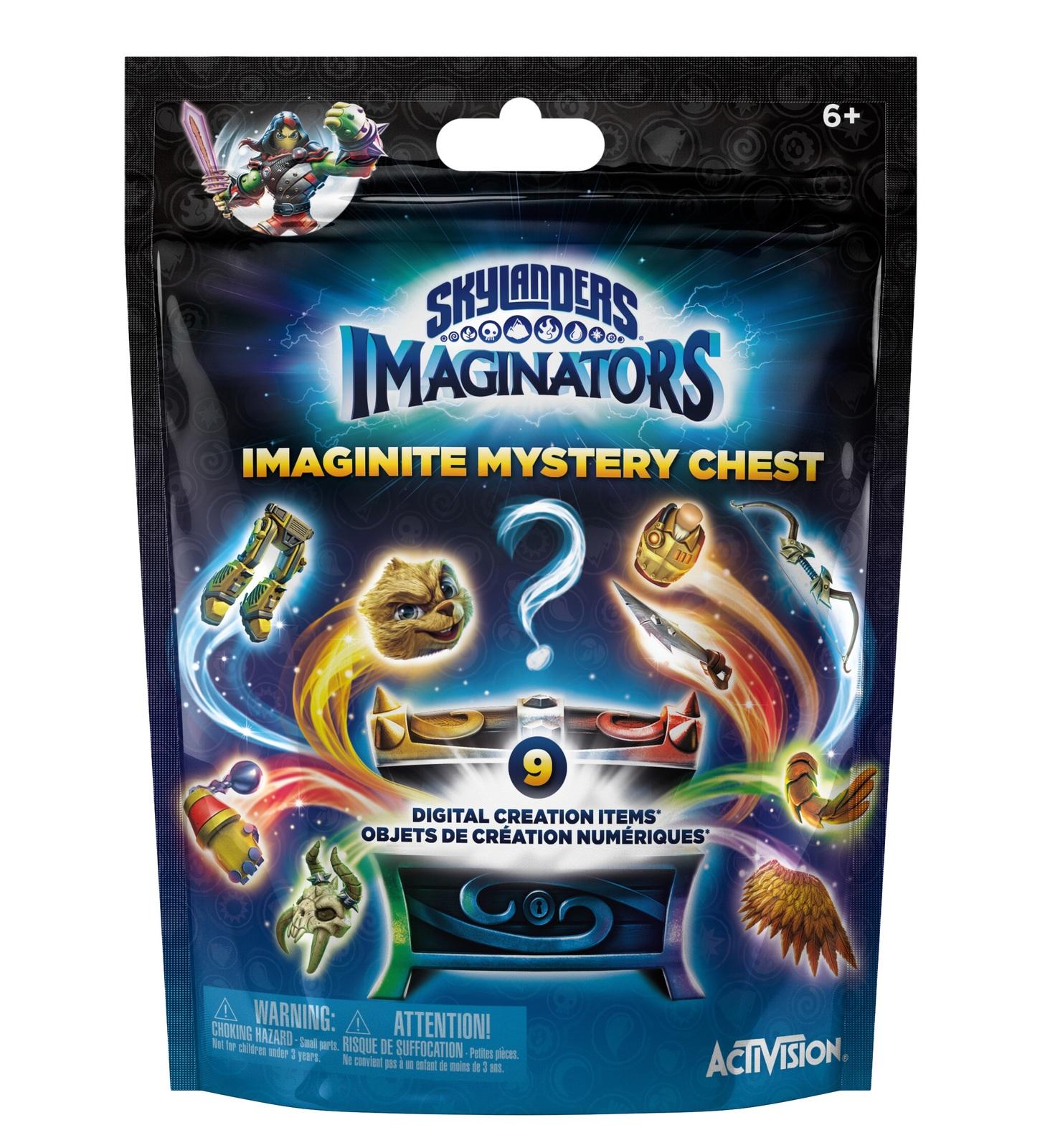 Skylanders Imaginators Mystery Chest (All Formats) for  image