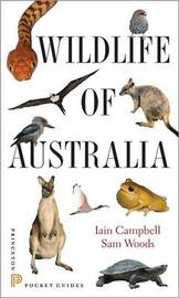 Wildlife of Australia by Iain Campbell